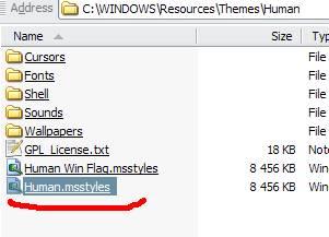 Ubuntu тема Windows - установка 2 - скришот 4