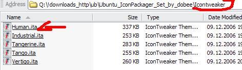 Ubuntu тема Windows - установка 3 - скришот 5