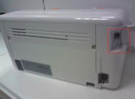 порт принтера