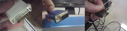 коннекторы видеокарты