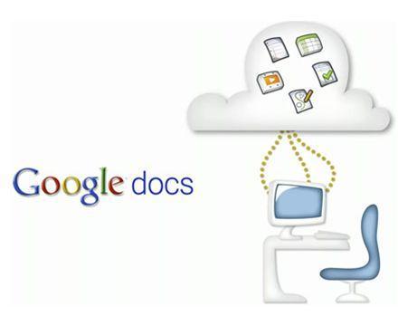 облачные технологии - google docs-пример №1