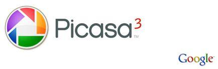 Picasa - логотип загрузки программы