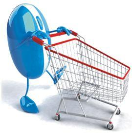 Логотип - готовимся к покупкам