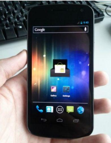Рабочий стол ОC Android 4
