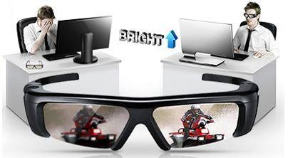 3D монитор, технология