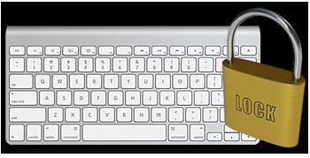 Клавиатура, блокировка, изображение