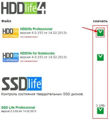 Выбор дистрибутива HDDlife
