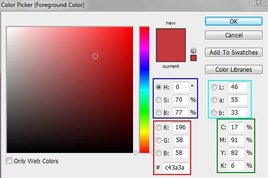 Пример моделей в Photohop  - скриншот 2
