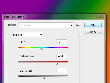 модель HSL в Photoshop  - скриншот 3