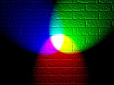 Цветовая модель RGB - скриншот 1