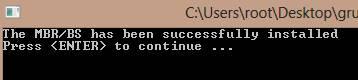 Grub4Dos установка - загрузочная флешка и её создания - скриншот 2