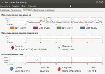 обзор Raspberry Pi Model 3 - операционная система Ubuntu - скриншот 3