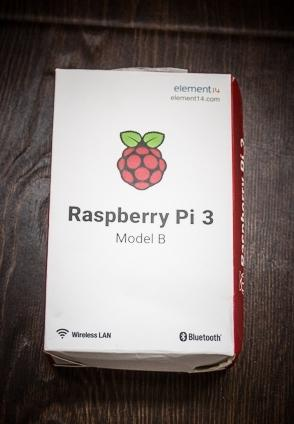 обзор Raspberry Pi Model 3 - unboxing - распаковка - фотография 1