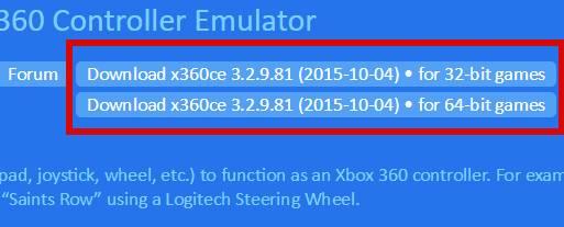 TocaEdit Xbox 360 Controller Emulator - решение проблемы с джостиком и эмуляция его