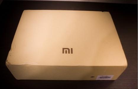 XiaoMi Mi WiFi Router 1TB - обзор - unboxing - распаковка - фото - 1