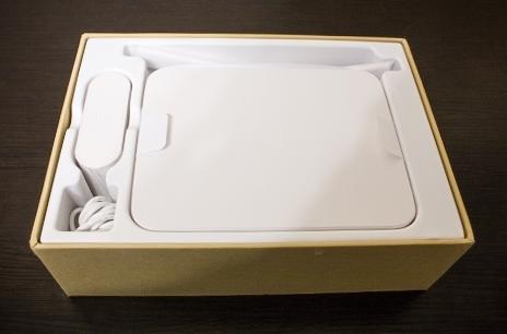 XiaoMi Mi WiFi Router 1TB - обзор - unboxing - распаковка - фото - 2