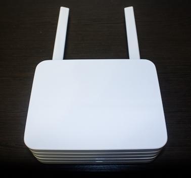 XiaoMi Mi WiFi Router 1TB - обзор - unboxing - распаковка - фото - 4