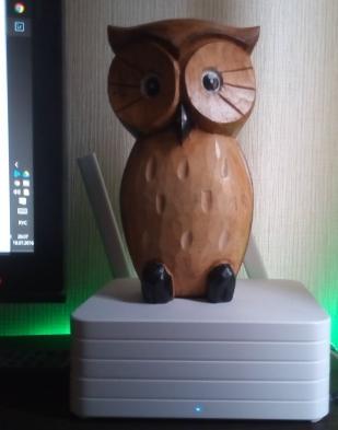 XiaoMi Mi WiFi Router 1TB - обзор - unboxing - распаковка - фото - 9
