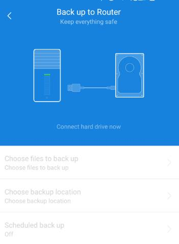 обзор роутера - XiaoMi Mi WiFi Router [1Tb] (R2D) - мобильное приложение Mi Router - скриншот 9