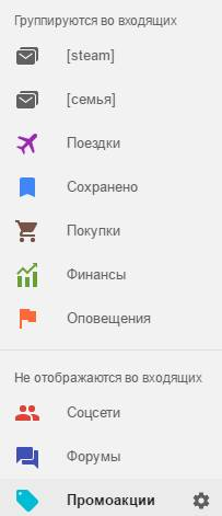 inbox от google