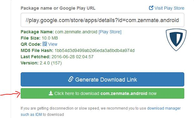 настройка VPN под Android