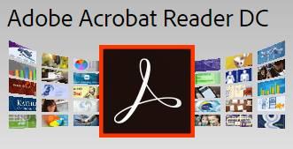 Adobe Acrobat Reader DC - чтение и управление PDF
