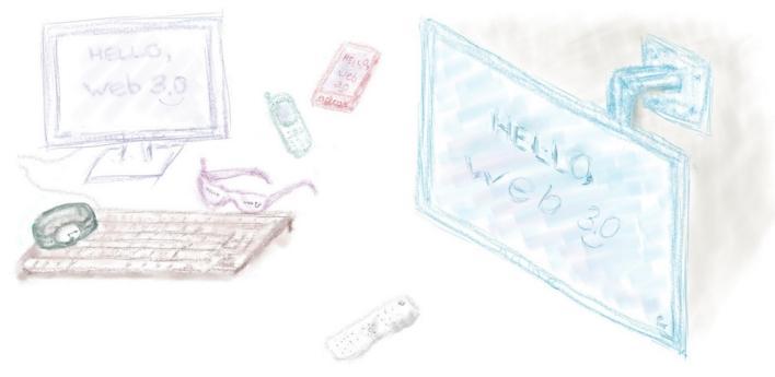 """""""Интернет с другого ракурса"""" или """"Идея для его развития и прогресса"""" - Web 5.0?"""