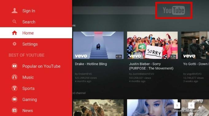 обзор Xiaomi Mi TV Box 3 Enhanced - интерфейс и использование - скриншот 9