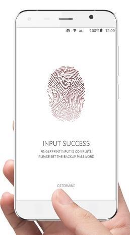 сенсор отпечатков пальцев - обзор UMI TOUCH 4G Phablet - скриншот 10