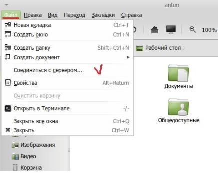 как сделать рабочую станцию на linux mint - скриншот 7