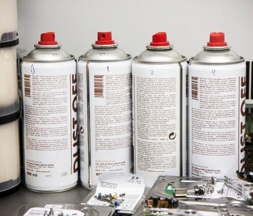 сжатый воздух datarecovery - лаборатория по восстановлению данных
