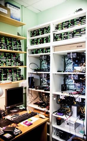 восстановление данных с рейдов datarecovery