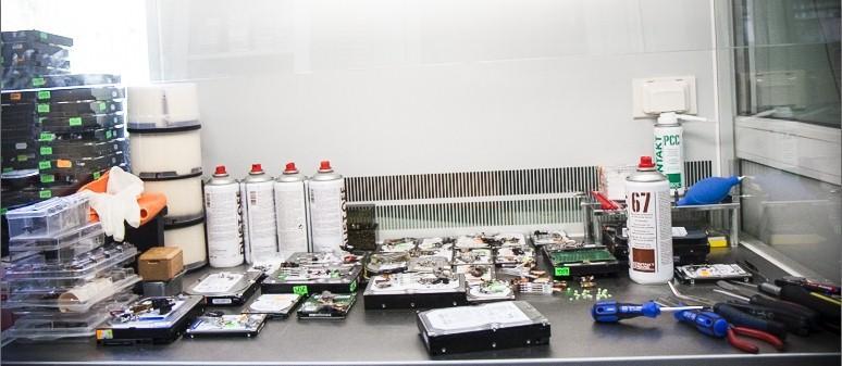 рабочий стол - восстановление данных с диска - datarecovery
