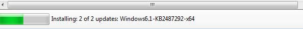 install - процесс установки Windows HotFix Download