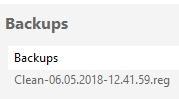 обзор regseeker - как использовать и очистить реестр - скриншот 12