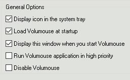 громкость мышью - Volumouse - обзор программы - скриншот 2