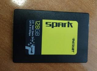 Отзыв о Patriot Spark SSD - фотография 1