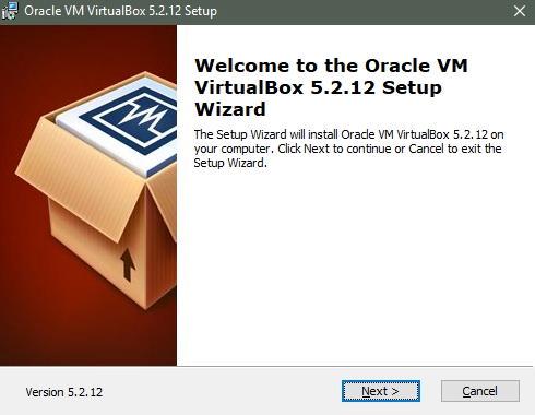 загрузка и установка virtualbox - инструкция - скриншот 1
