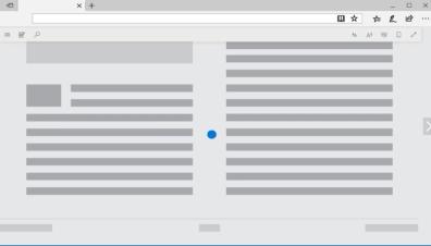 MicrosoftEdge обзор новшеств, возможностей и функционала - скриншот 4
