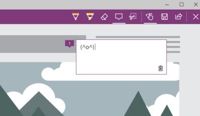 MicrosoftEdge обзор новшеств, возможностей и функционала - скриншот 18