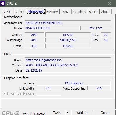 Как узнать всё про процессор, мат.плату и память - СPU-Z - скриншот 2