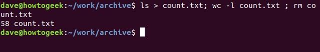 15 специальных символов-команд, которых нужно знать для работы Bash Linux - скриншот 20