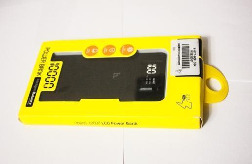 обзор PowerBank HOCO UPB05 10000mAh - распаковка (uboxing) - фото 1
