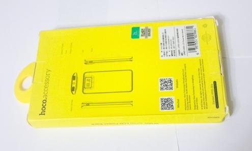 обзор PowerBank HOCO UPB05 10000mAh - распаковка (uboxing) - фото 2