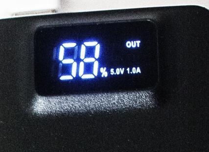 обзор PowerBank HOCO UPB05 10000mAh - распаковка (uboxing) - фото 6