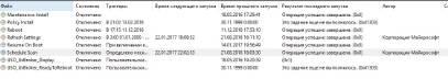 Планировщик заданий Windows - настройка и использование - скриншот 6