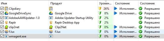 AnVir Task Manager - скриншот 6