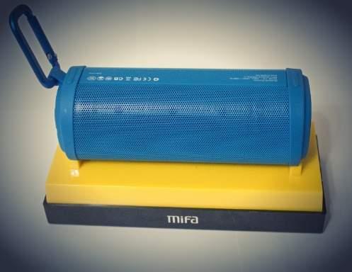обзор MIFA F5 - unboxing (распаковка) - фото 3