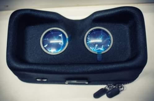 обзор Xiaomi VR Virtual Reality 3D Glasses - unboxing (распаковка) - фото 3