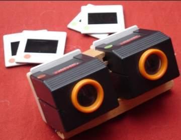 обзор Xiaomi VR Virtual Reality 3D Glasses - стереоскоп и VR